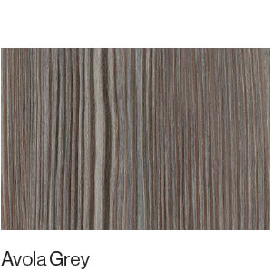 Matt Wood Grain Avola Grey