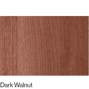 Matt Wood Grain Dark Walnut