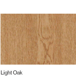 Matt Wood Grain Light Oak