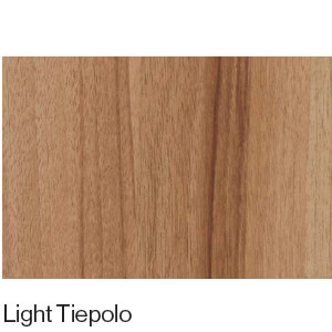 Matt Wood Grain Light Tiepolo