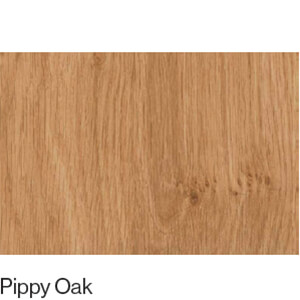 Matt Wood Grain Pippy Oak
