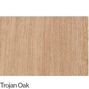 Matt Wood Grain Trojan Oak