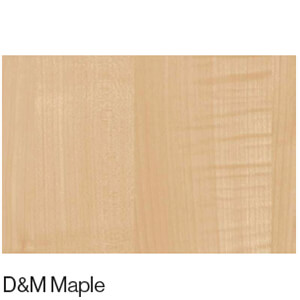 Matt Wood Grain D&M Maple