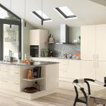 Cutler Gloss Ivory Kitchen Doors