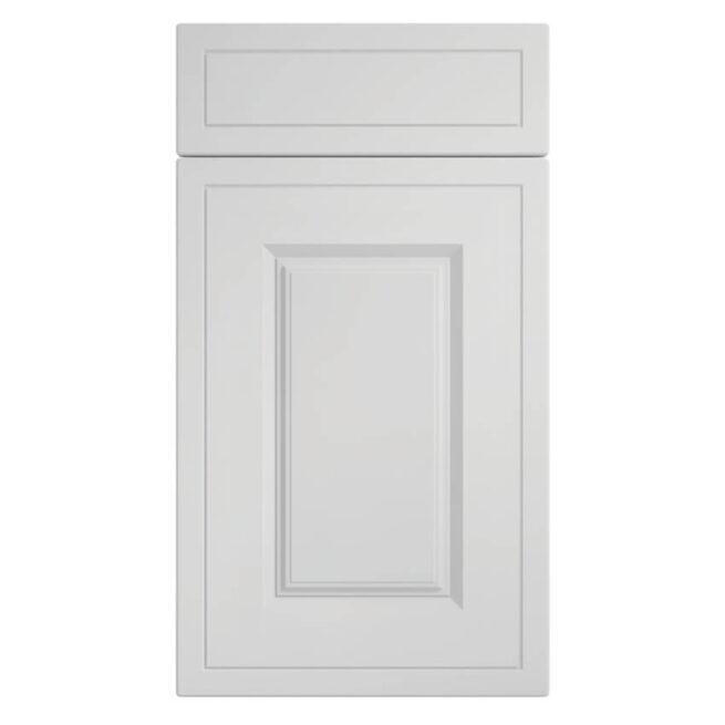 Mock in frame Salisbury kitchen doors