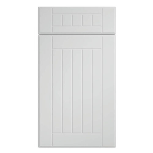 Shutter Grooved Kitchen Doors