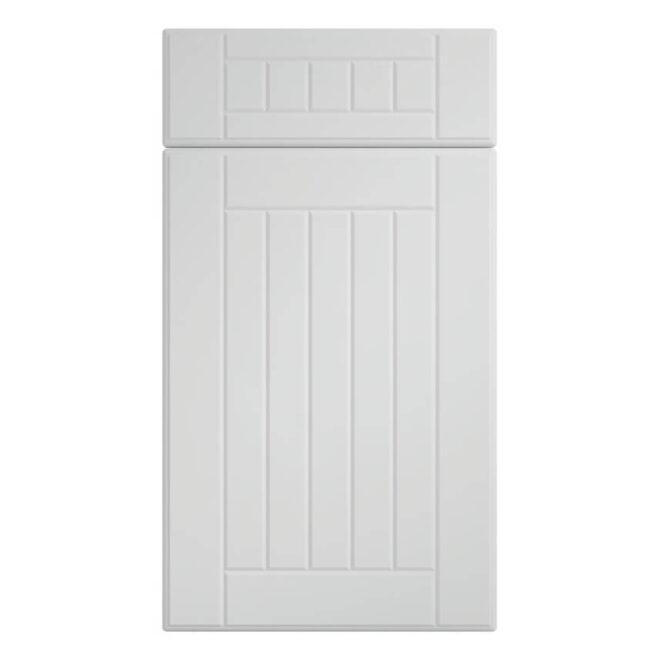 Shutter Grooved Kitchen Doors