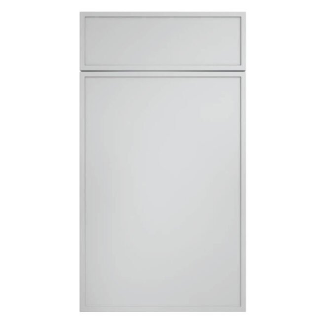 Vilo 10mm mock in frame kitchen door