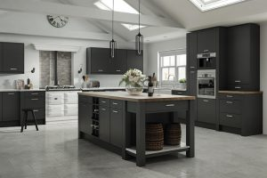 Vilo Kitchen Serica Graphite