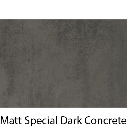 Matt Material Dark Concrete