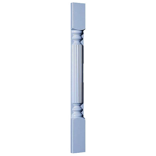 Roman Reed Pilaster 1250 x 90mm