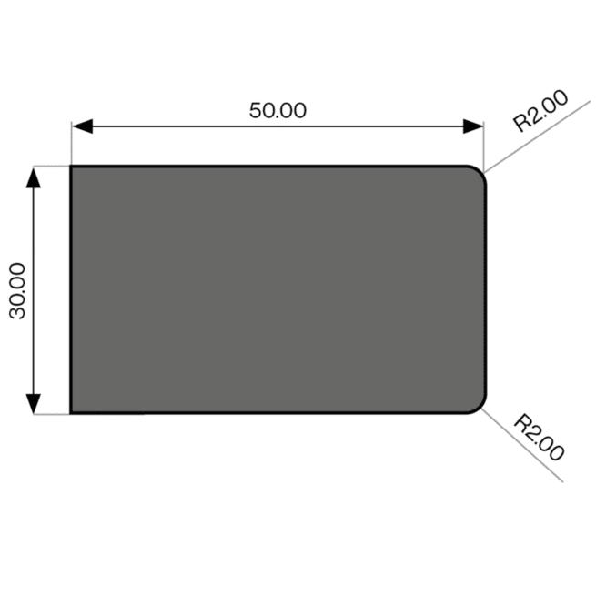 Modern Cornice Pelmet Diagram