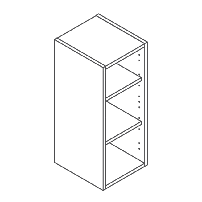 Clicbox 720 x 300 Wall Kitchen Unit