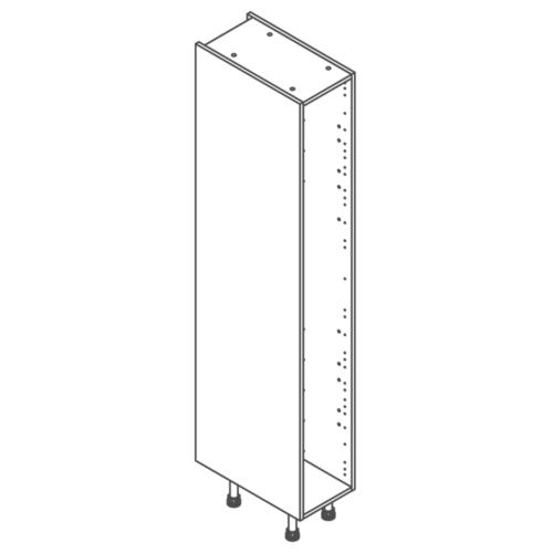 ClicBox Tall Kitchen Cabinet Unit 2120 x 300mm