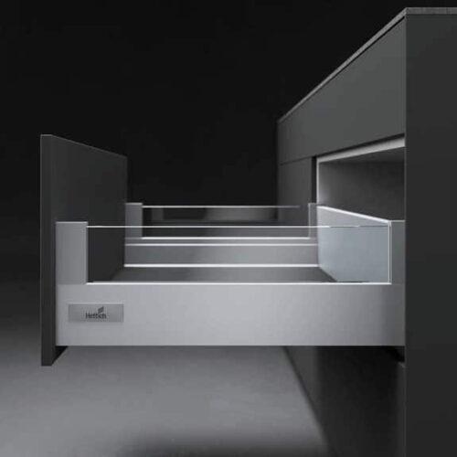 Hettich Innotech Atira Glass Side Kit