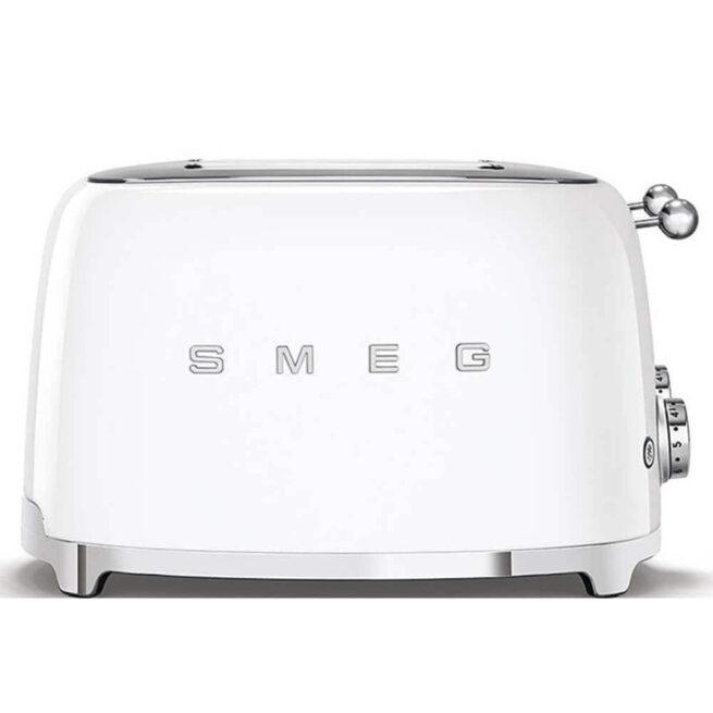 TSF03WHUK White Smeg 4 Slice Toaster